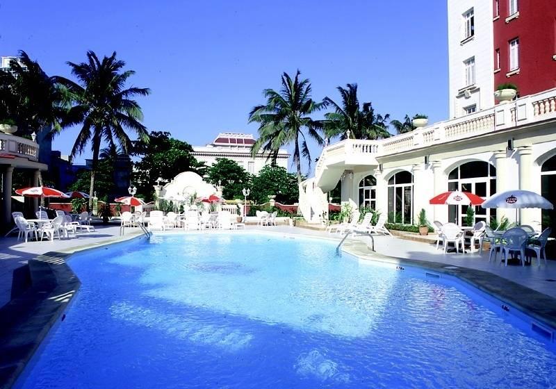 Piscina Hotel Roc Presidente Havana