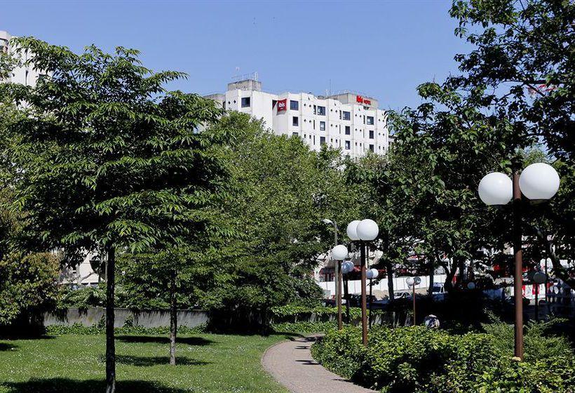Hotel Ibis Lyon Les Halles Part Dieu