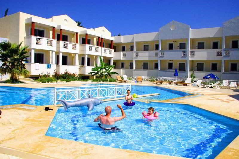 Hotel Olga's Paradise Kos