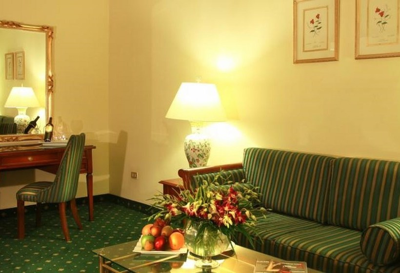 Quarto Hotel Regency Palace Amman Amã