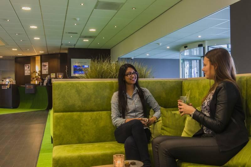Gemeinschaftsbereiche Hotel Best Western Plus Airport Rotterdam