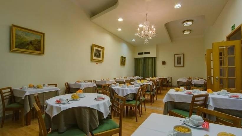 レストラン ホテル Americano リスボン