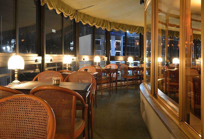 Cafétéria Hôtel Eduardo VII Lisbonne