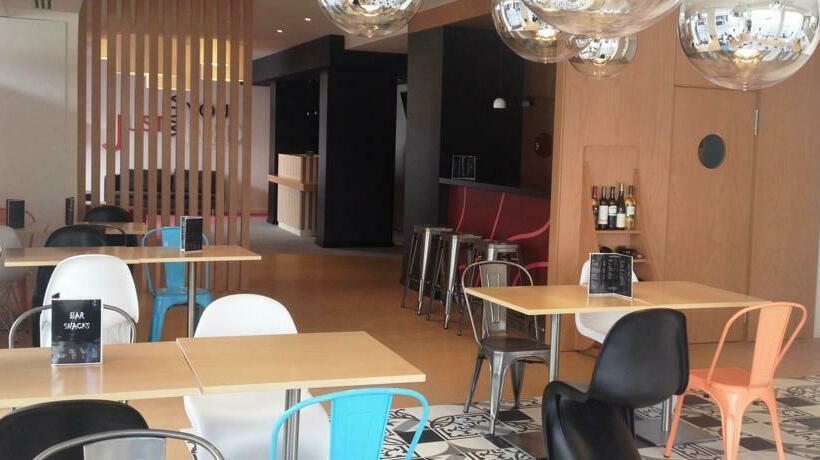 Cafeteria Stay Hotel Faro Centro