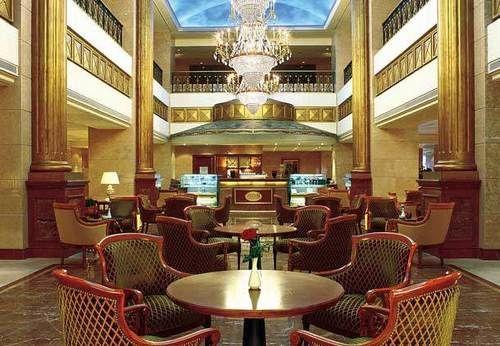 Hotel Jeddah Marriott Dschidda