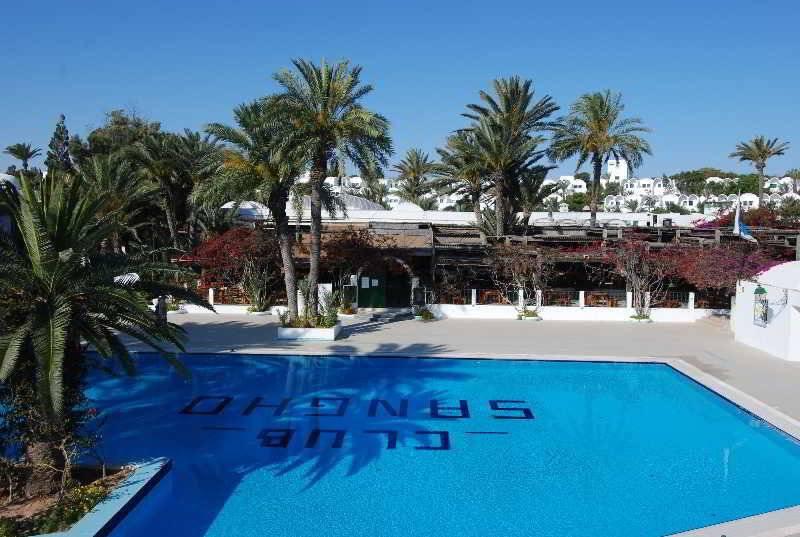 Hotel sangho club zarzis zarzis partir de 33 destinia for Hotels zarzis