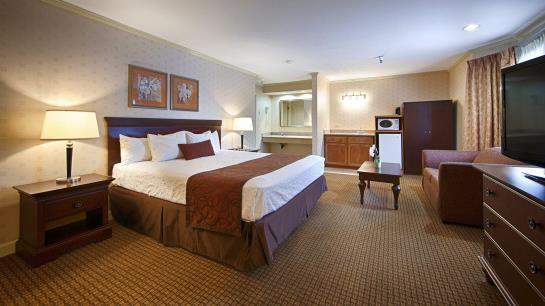 Hotel Best Western Inn Santa Cruz