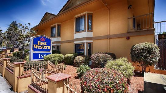 Hotel Best Western Inn Santa Cruz