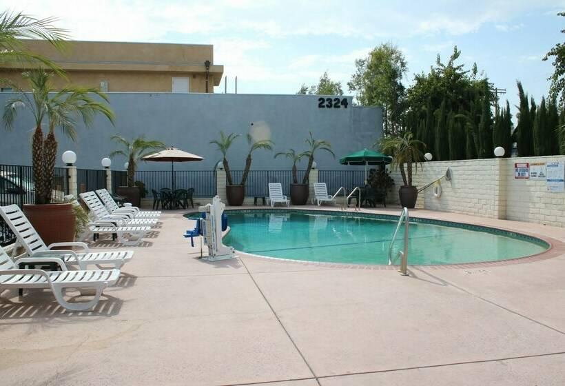 Hotel Comfort Inn Near Old Town Pasadena In Los Angeles Starting At 55 Destinia