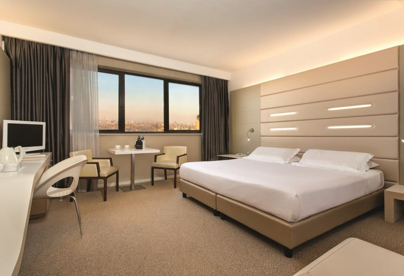 Zimmer Best Western Plus Tower Hotel Bologna