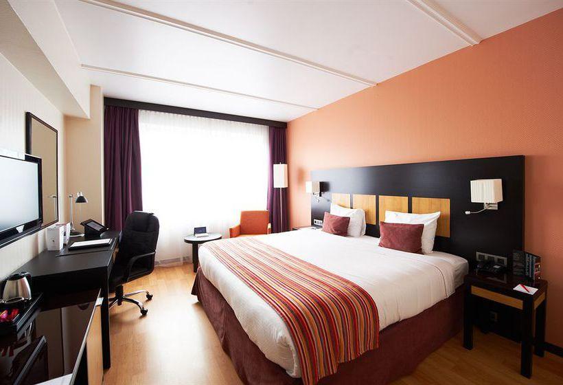 Zimmer Hotel Husa President Park Brüssel