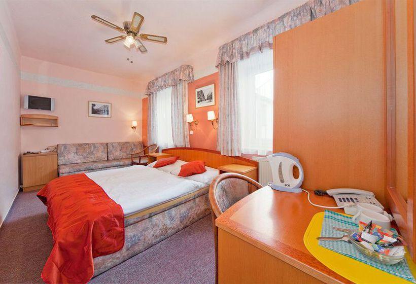Hotel Bílý Lev Praga