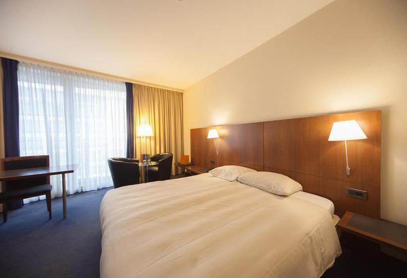 Quarto Hotel Berlaymont Brussels EU Bruxelas