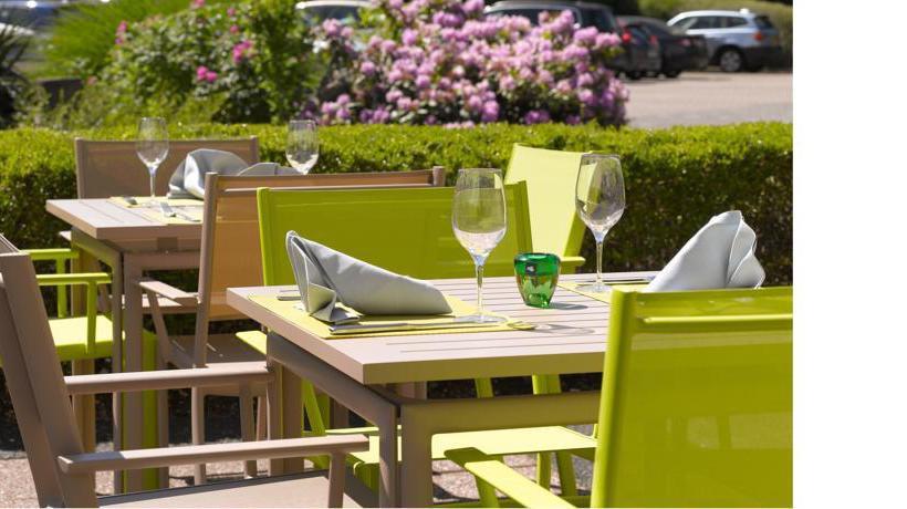Restaurant Hotel Thon Brussels Airport Diegem
