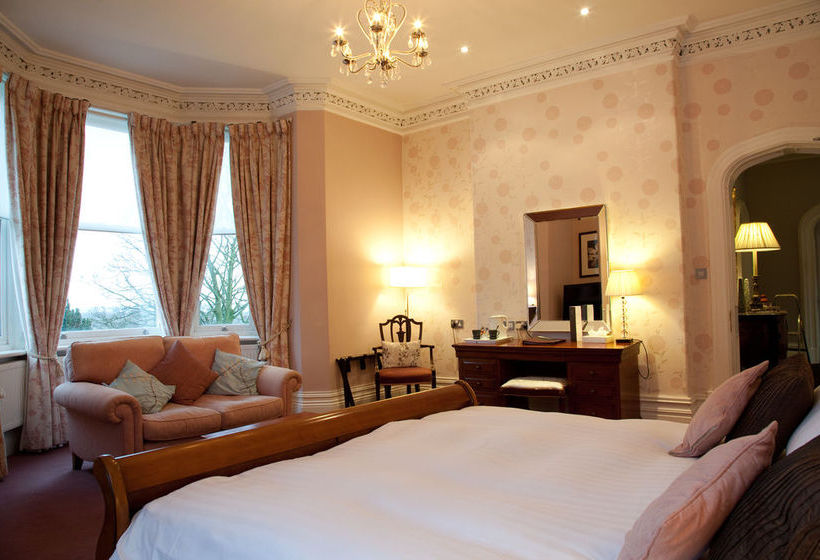 فندق Hollin Hall Country House Macclesfield