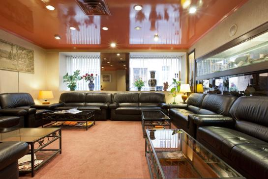 בית מלון כפרי Caravelle פריז
