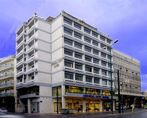 Hotel Crystal City Athen