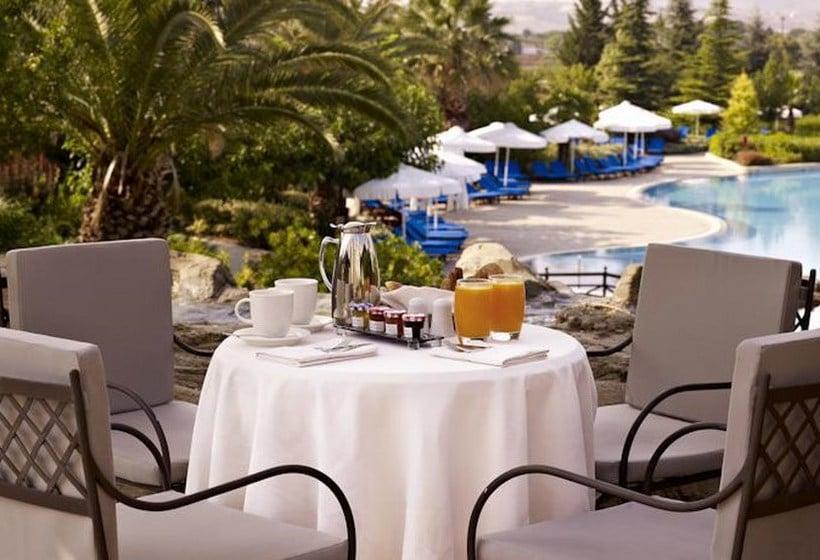Café Hotel Hyatt Regency Thessaloniki Salónica
