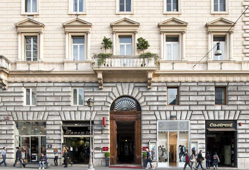Hôtel Giolli Nazionale Rome