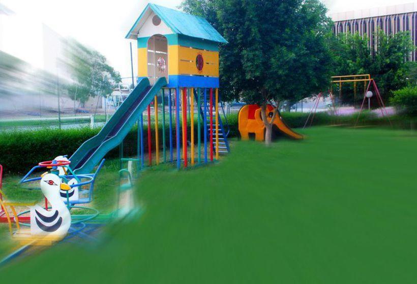 امکانات کودکان هتل Intercontinental Taif  طائف
