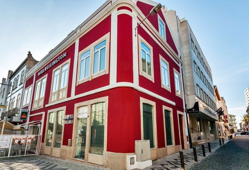 Extérieur Hôtel Wellington Figueira da Foz