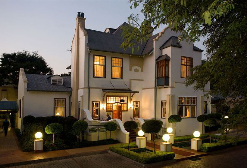 Hôtel Courtyard at Arcadia Pretoria