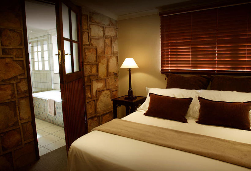Hotel Critchley Hackle Lodge Nelspruit