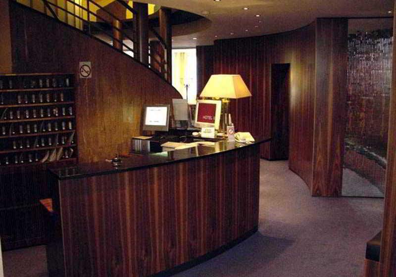 Hotel Bernina Geneva Genebra