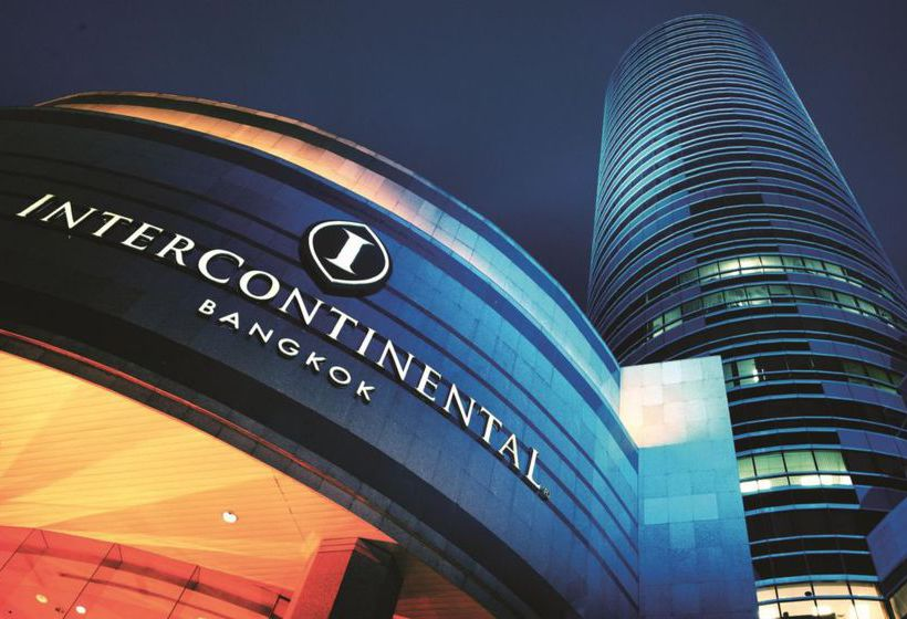 Esterno Hotel Intercontinental Bangkok