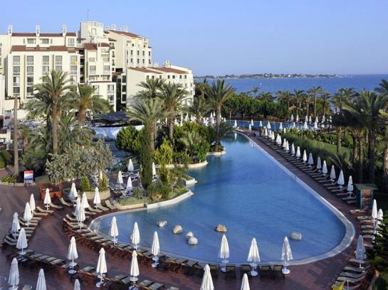 Aussenbereich Hotel Sentido Perissia Side