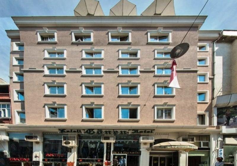 Laleli Gonen Hotel 이스탄불