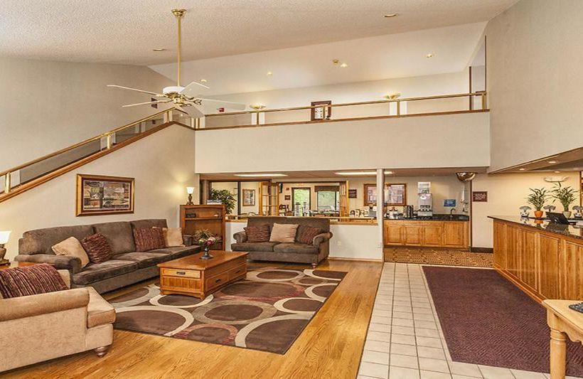 Hotel Best Western American Heritage Inn Spooner