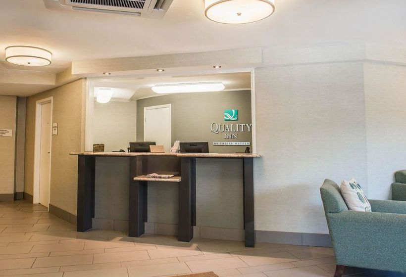 فندق Quality Inn University Center بيتسبرغ، بنسيلفانيا