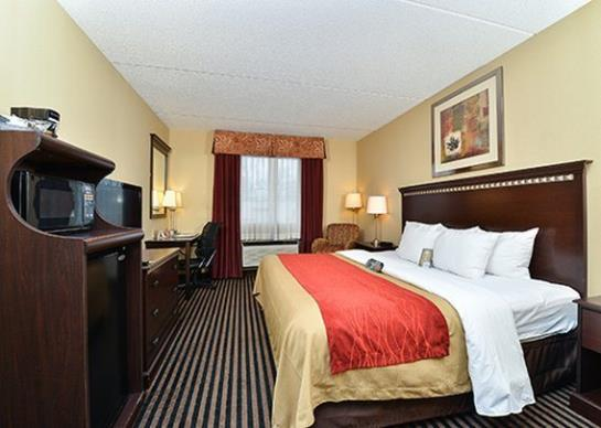 هتل Comfort Inn West Mifflin