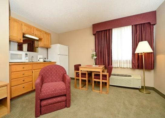 호텔 Econo Lodge Blackwell