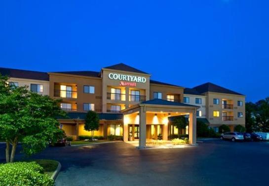 Hotel Courtyard by Marriott Dothan