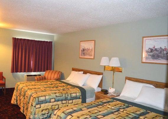 ホテル Econo Lodge Laramie