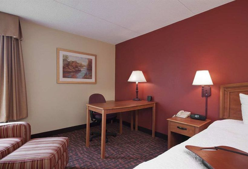 هتل Hampton Inn Philadelphia King of Prussia Valley Forge