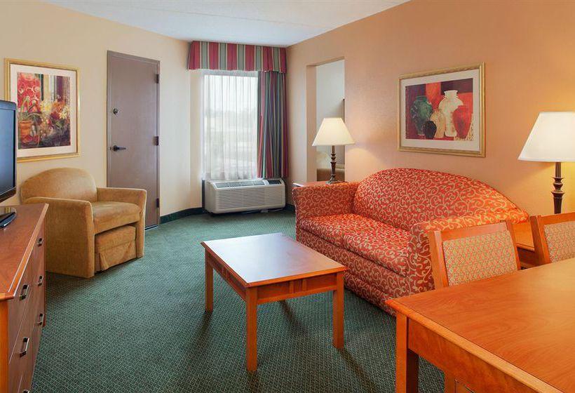 호텔 Hampton Inn St. Louis-NW I-270 (Florissant)