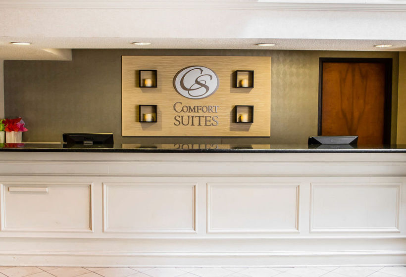 Hôtel Comfort Suites Mcalester