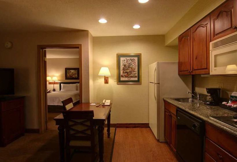 호텔 Homewood Suites by Hilton Richmond-West End Innsbrook Glen Allen