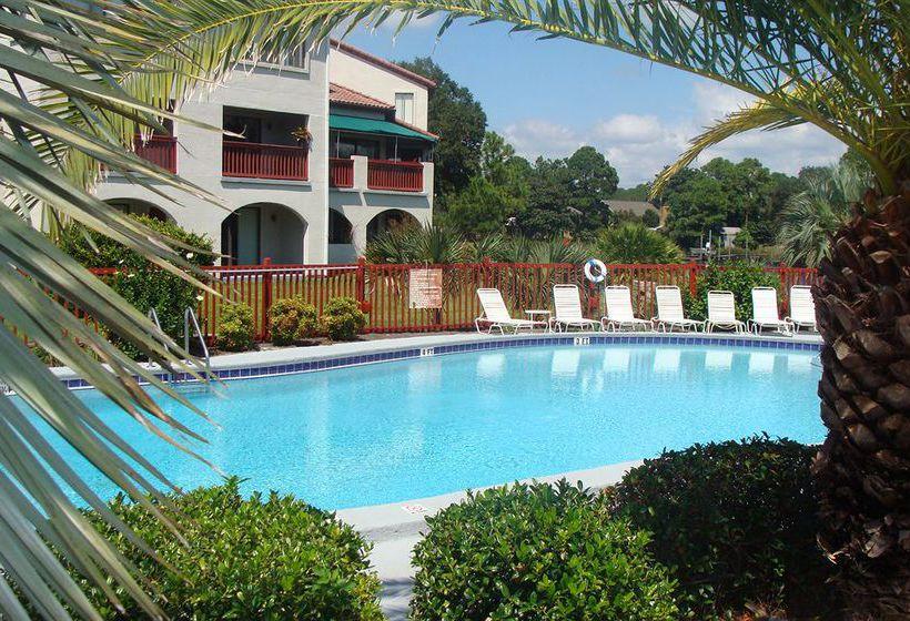 Hotel Inn At St Thomas Square Panama City Beach