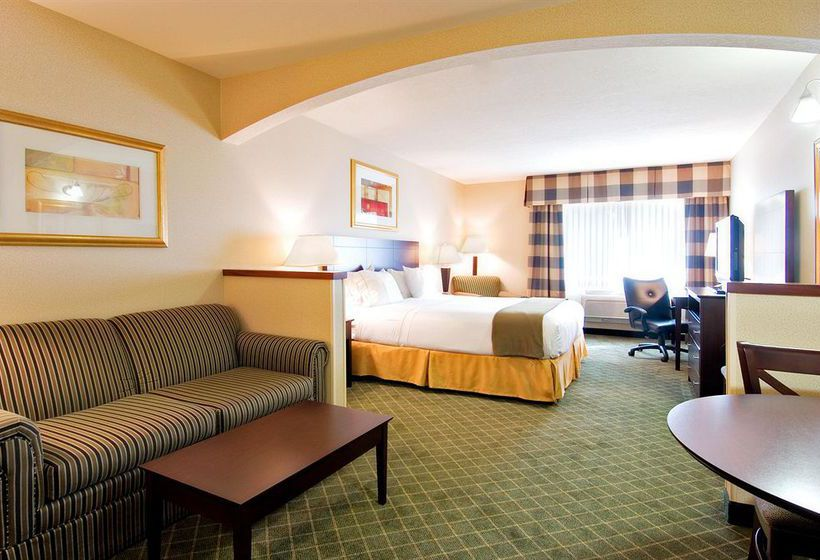 Hôtel Holiday Inn Express Eugene Springfield-East (I-5)