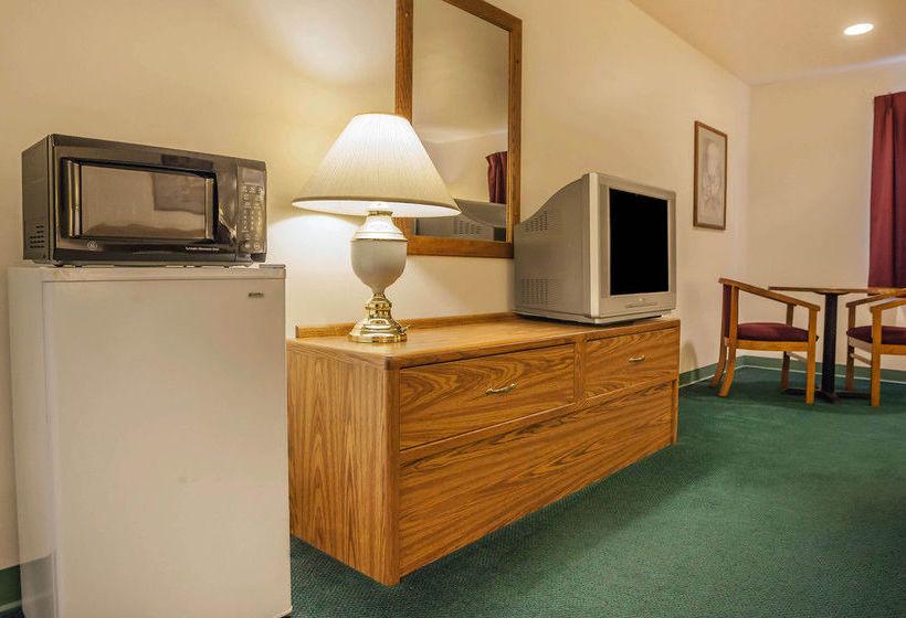 호텔 Rodeway Inn Jefferson