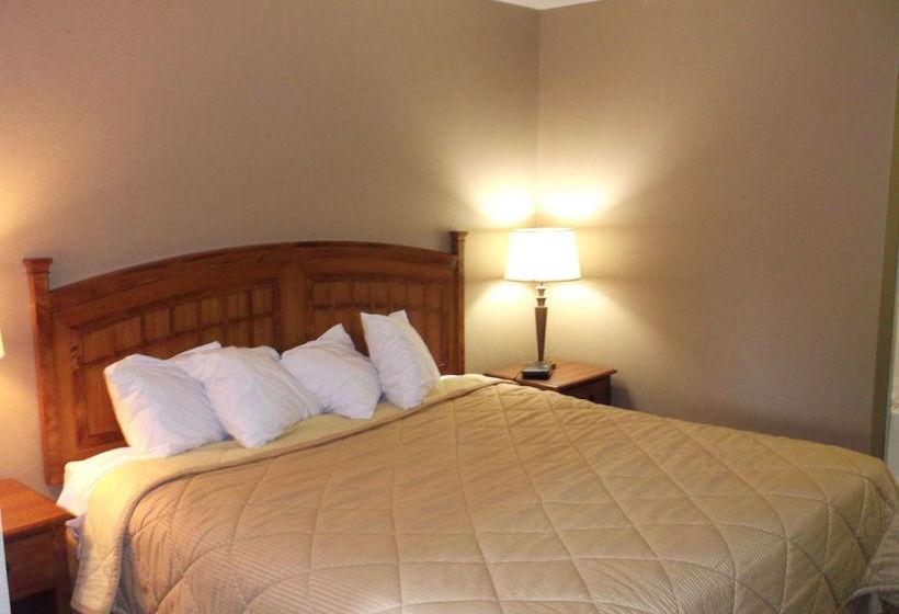 ホテル Briarwood Suites ポートランド