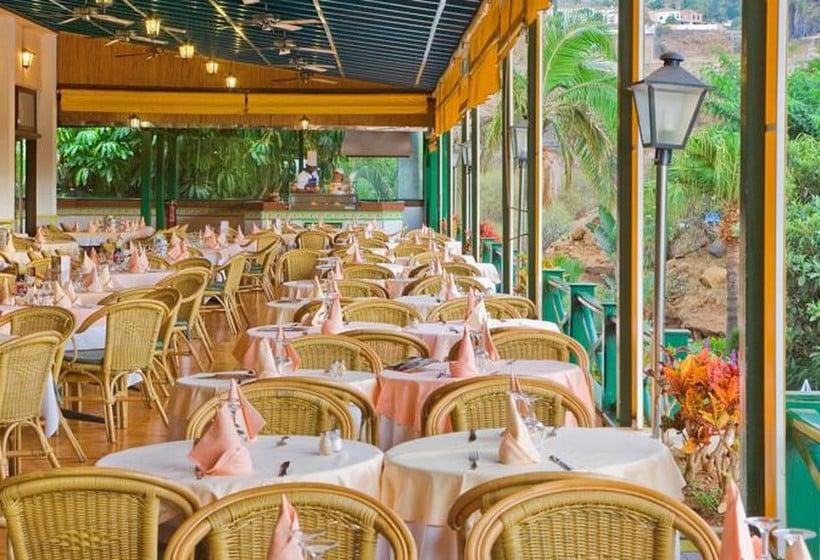 Restaurant Diverhotel Tenerife Spa & Garden Puerto de la Cruz