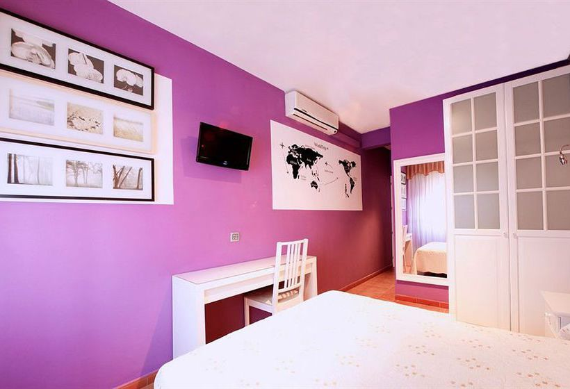 Hostal Los Angeles Residencial Madrid