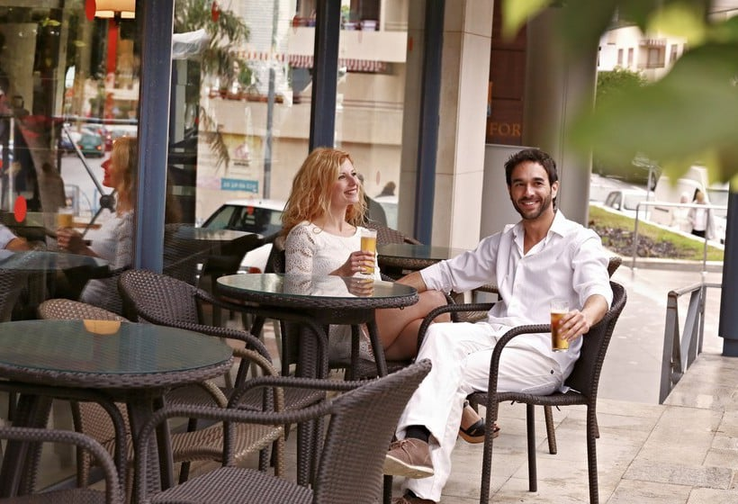 Cafeteria Hotel Marconfort Griego Torremolinos