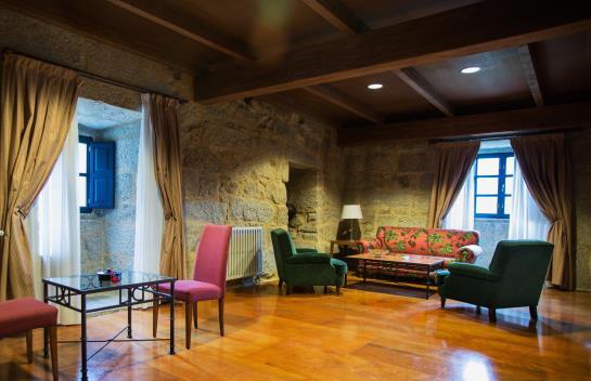 Hotel Monasterio de San Clodio Leiro