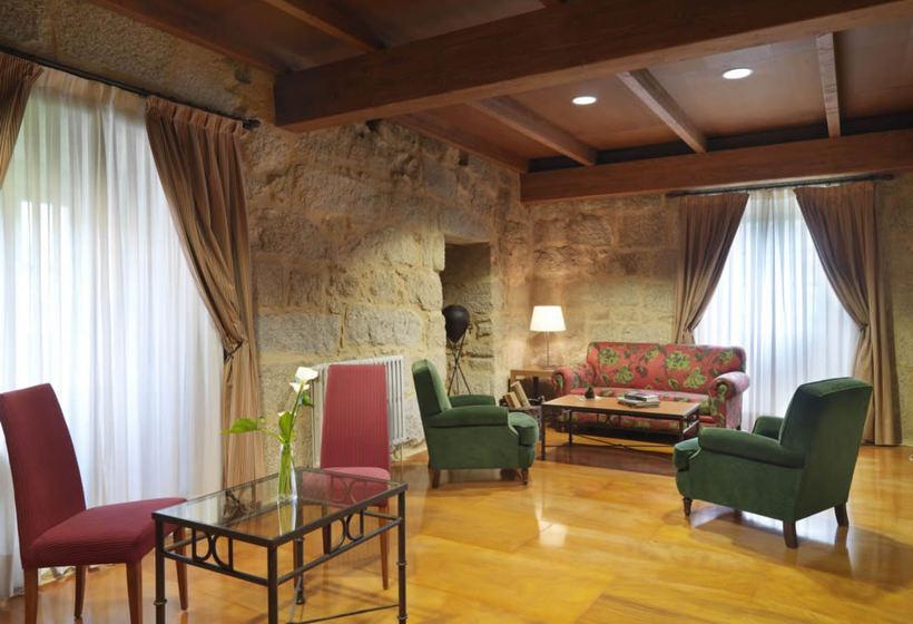 Hôtel Monasterio de San Clodio Leiro